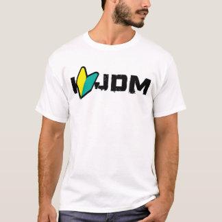 Herz I jdm T-Shirt