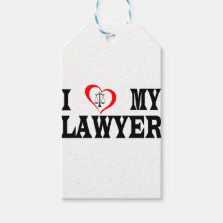 Herz I mein Rechtsanwalt Geschenkanhänger