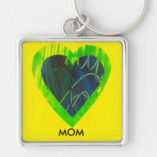 Herz Keychain der Mutter Tages Schlüsselanhänger
