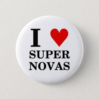 (Herz) Knopf Supernova-I Runder Button 5,7 Cm