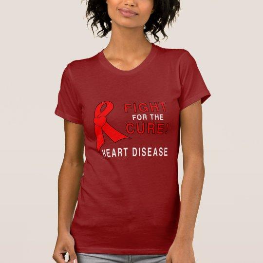 Herz-Krankheits-Kampf für die Heilung T-Shirt