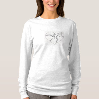 HERZ-REPARATUR-T-STÜCK T-Shirt