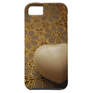 Herz-Schmuckkasten iPhone 5 Etuis