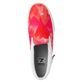Herz-Schuhe Slip-On Sneaker