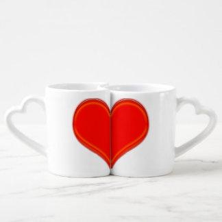 Herzen Duo-Tassen