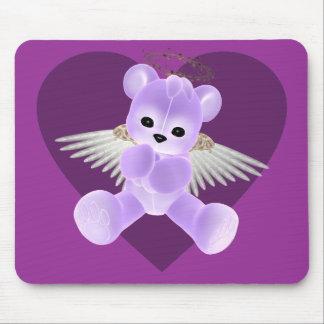 Herzen und Bären Mousepad