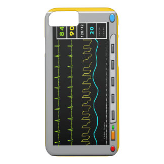 Herzmonitor-iPhone und Elektronik-Hüllen iPhone 8/7 Hülle