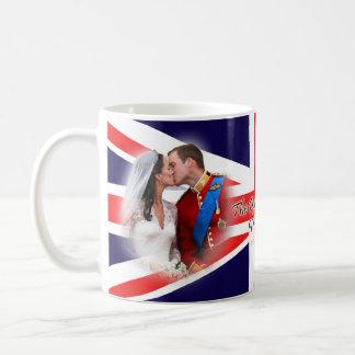 Herzog u. Herzogin der königlichen Hochzeits-Tasse Tasse