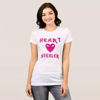 Herzstealer-Frau T-Shirt