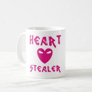 Herzstealer-Tasse Kaffeetasse