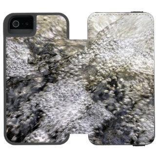 Hetzendes Wasser Incipio Watson™ iPhone 5 Geldbörsen Hülle
