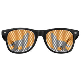 Heulenwolfgläser Retro Sonnenbrillen