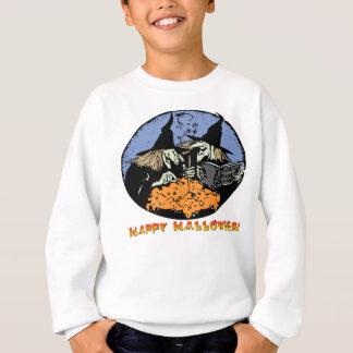 Hexe-großer Kessel Sweatshirt