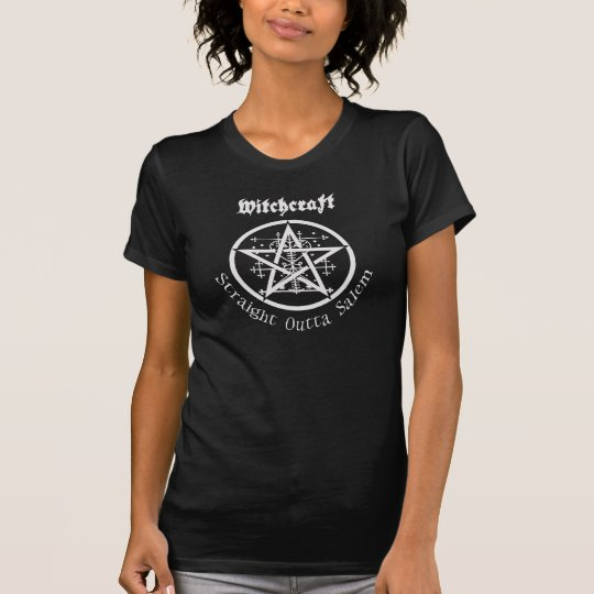 Hexerei - gerades Outta Salem T-Shirt