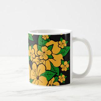 Hibiskus-Blumen #3 Kaffeetasse