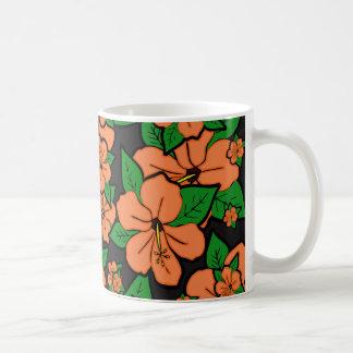 Hibiskus-Blumen #5 Kaffeetasse