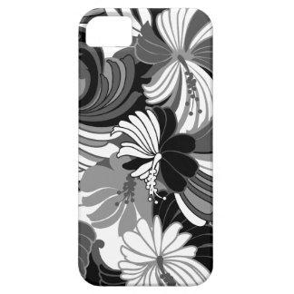 Hibiskus-Dschungel hawaiisches iPhone 5 Hüllen