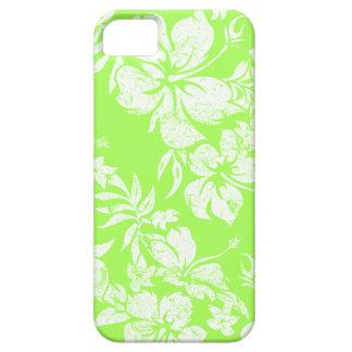 Hibiskus Pareau hawaiisches iPhone 5 Hüllen