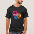 Hibiskus-T-Shirt Myrtle Beach South Carolina T-Shirt