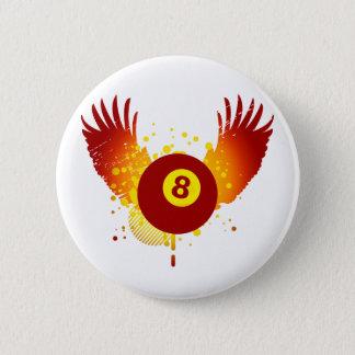 Hifibillard Runder Button 5,1 Cm