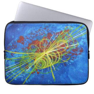 Higgs Boson-Laptophülse Laptopschutzhülle