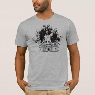 High Voltage Punk Rock T-Shirt