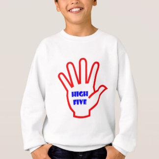 HIGHFIVE:  SCHERZT motivierend Werkzeug für Lehrer Sweatshirt