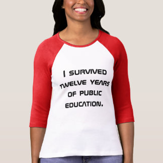 Highschool älteres Jahr-Shirt T-Shirt