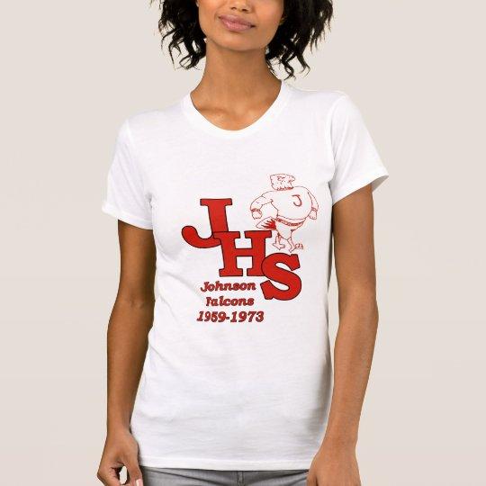 Highschool Johnsons Falke-Japan-T - Shirt