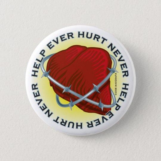 Hilfe überhaupt…. runder button 5,7 cm