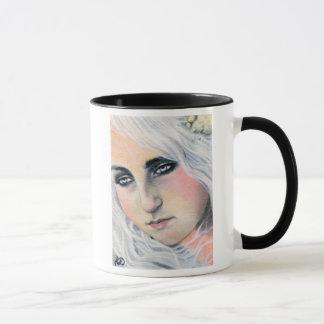 Hilflos Meerjungfrau-Tasse Tasse