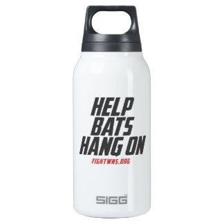 """""""Hilfsschläger-Fall auf"""" Wasser-Flasche Thermoflaschen"""