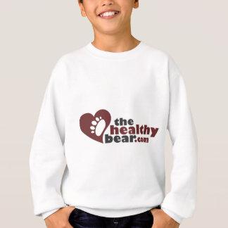 Hilfsunterstützung der gesunde Bär Sweatshirt
