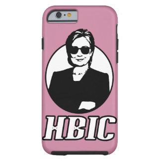 "Hillary Clinton ""HBIC"" iPhone Fall Tough iPhone 6 Hülle"