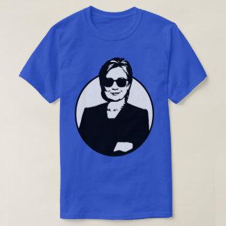 Hillary Clinton ist Badass Männer T-Shirt
