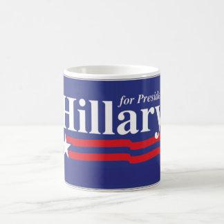 Hillary Clinton pour la tasse 2016 de président