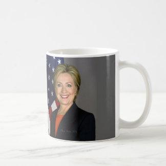Hillary Clinton Tasse