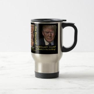 Hillary und die Donaldpräsidentenwahl-Tassen Reisebecher