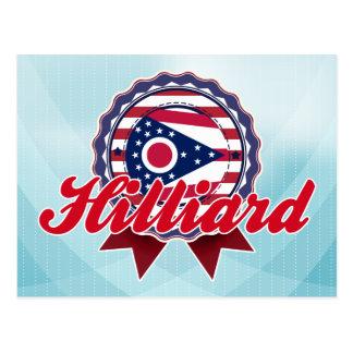 Hilliard, OH- Postkarte
