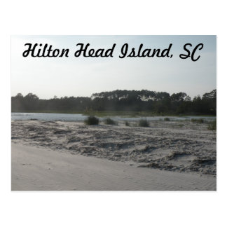 Hilton Head Island, Sc Postkarte