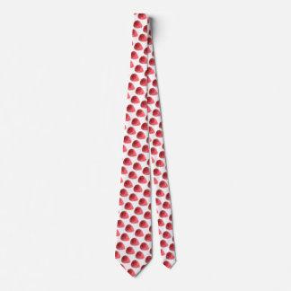 Himbeere Krawatte