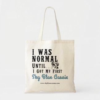 Himmel-Blau-Australier-Taschen-Tasche 2016 Budget Stoffbeutel
