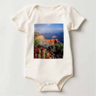 Himmel-Grand Canyon Spectical Baby Strampler