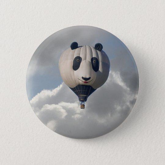 HIMMEL-PANDA RUNDER BUTTON 5,1 CM