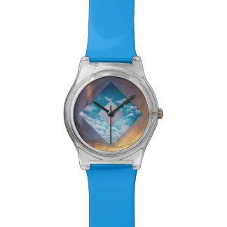 Himmel-Portaluhr Armbanduhr