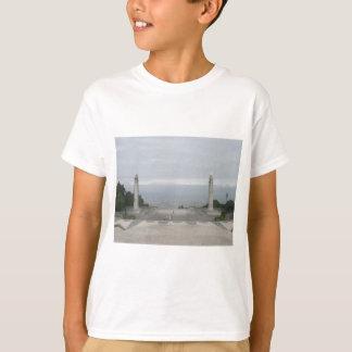 Himmel-Stadt T-Shirt
