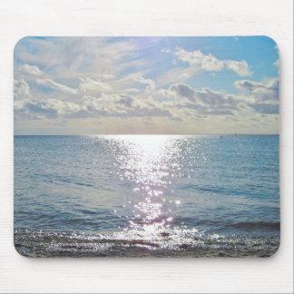 Himmel und Ozean Mousepads
