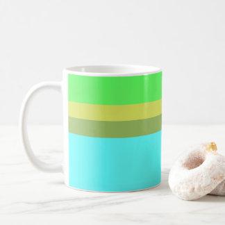 Himmelblau Kaffeetasse