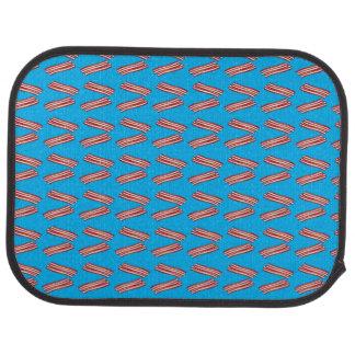 Himmelblau-Speckmuster Autofußmatte