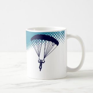 himmelhohes Skydiving Kaffee Tassen
